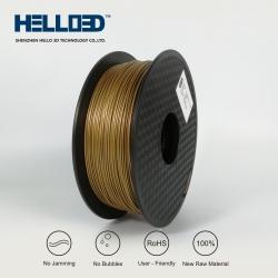 HELLO3D Filament PLA Bronze
